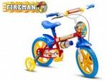Bicicleta Aro 12 Masculina - FIREMAN