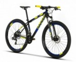 Bicicleta Sense One 2019 Azul Shimano 21V