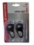 Kit Vista Light Dianteiro e Traseiro Silicone e Acrílico - High