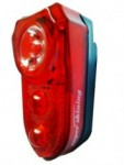 Vista Ligth - Lanterna Traseira Super Bright - Bike Ql-257R