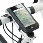 Suporte de Celular Topeak RideCase para IPhone 5